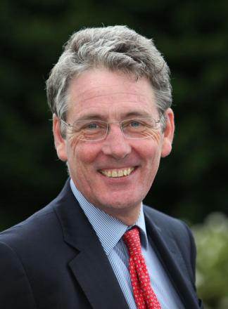 Pat Howarth, principal of Hummersknott Academy, in Darlington