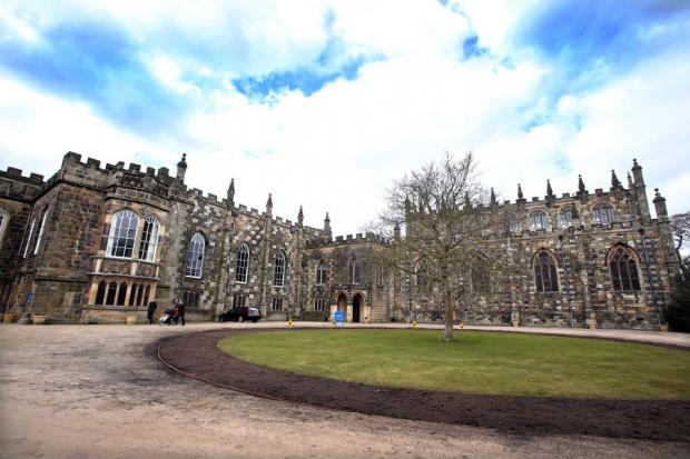 AUCKLAND CASTLE: New welcome tower plans for heritage site