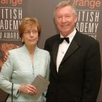 NEW CHAPTER: Sir Alex Ferguson and wife Cathy