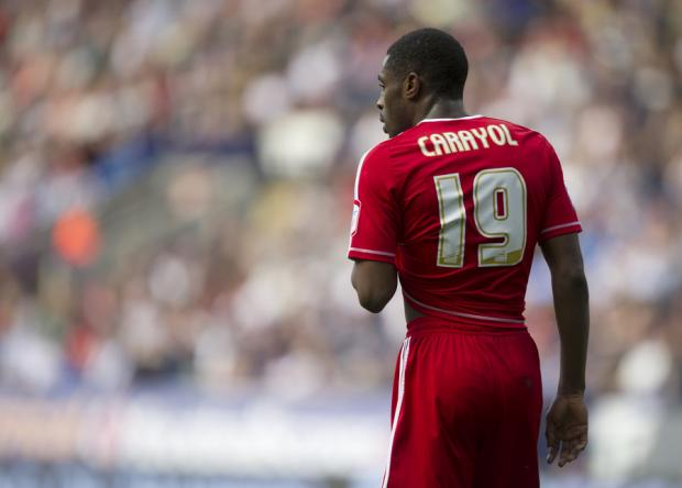 The Northern Echo: Mustapha Carayol