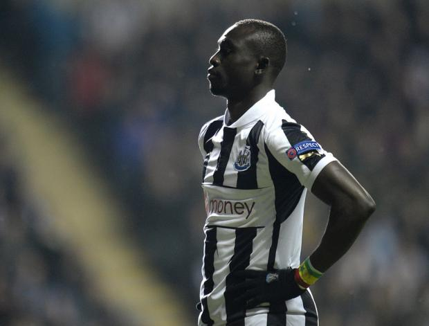 The Northern Echo: Papiss Cisse