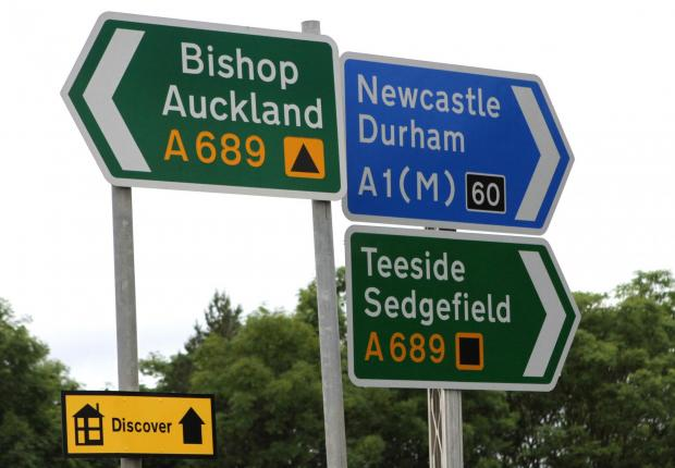 Road Sign Errors Spelling Error The Sign at