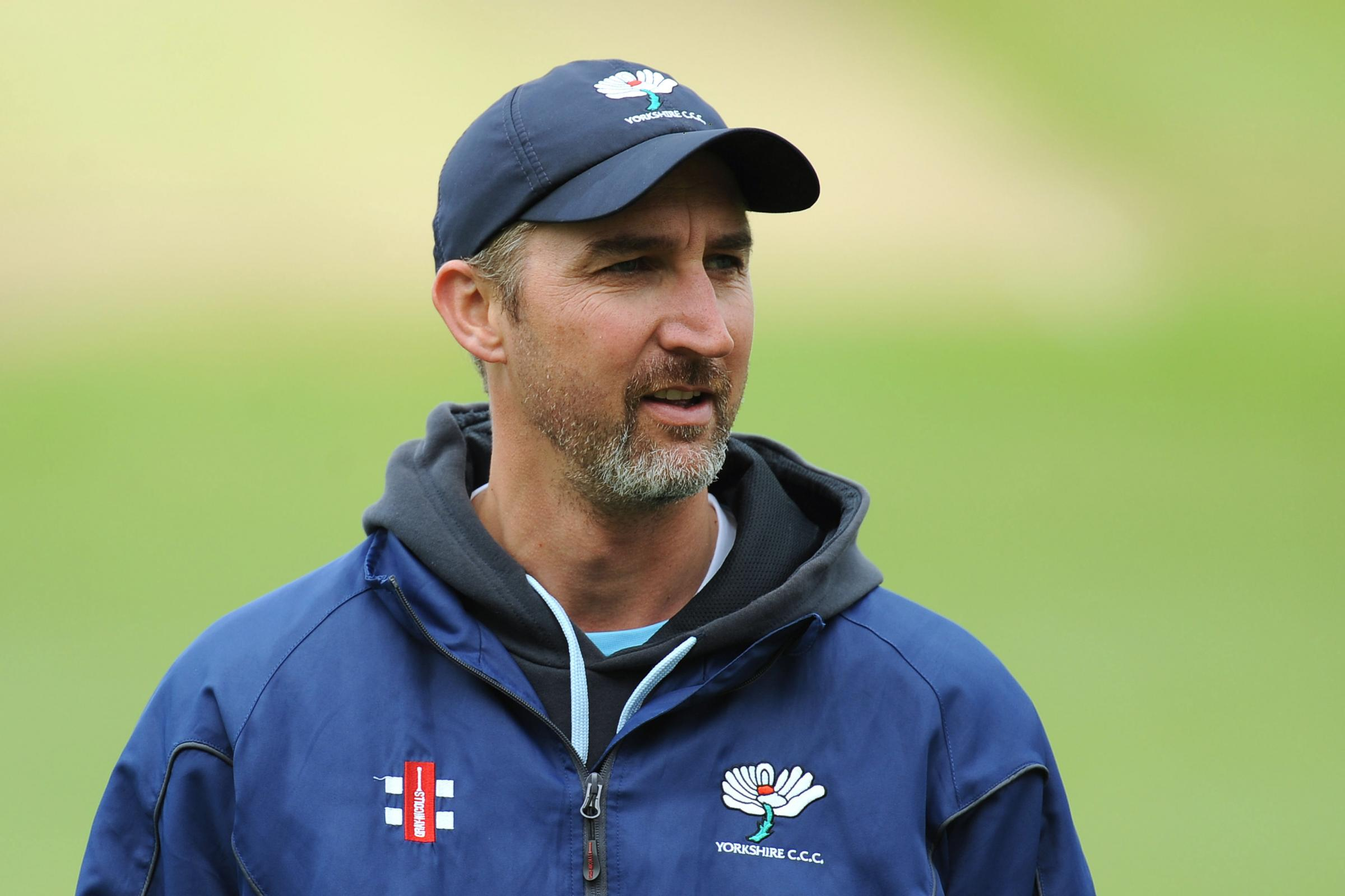 Gillespie calls for improvements on both fronts as Yorkshire draw first game
