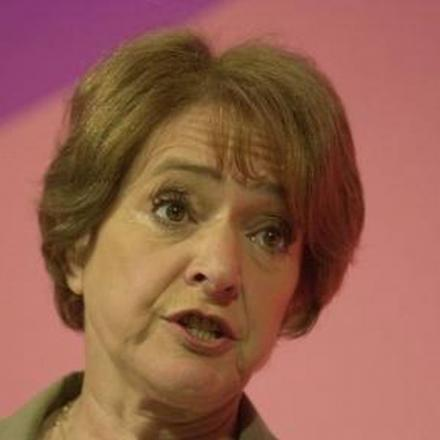 GOVERNMENT CRITICISED: Margaret Hodge