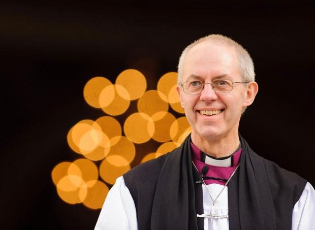 The Northern Echo: Archbishop of Canterbury Justin Welby