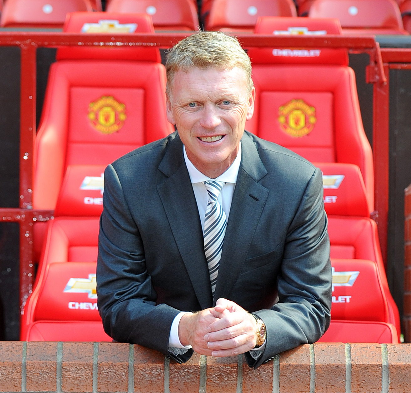 Finally official: Manchester United sack David Moyes