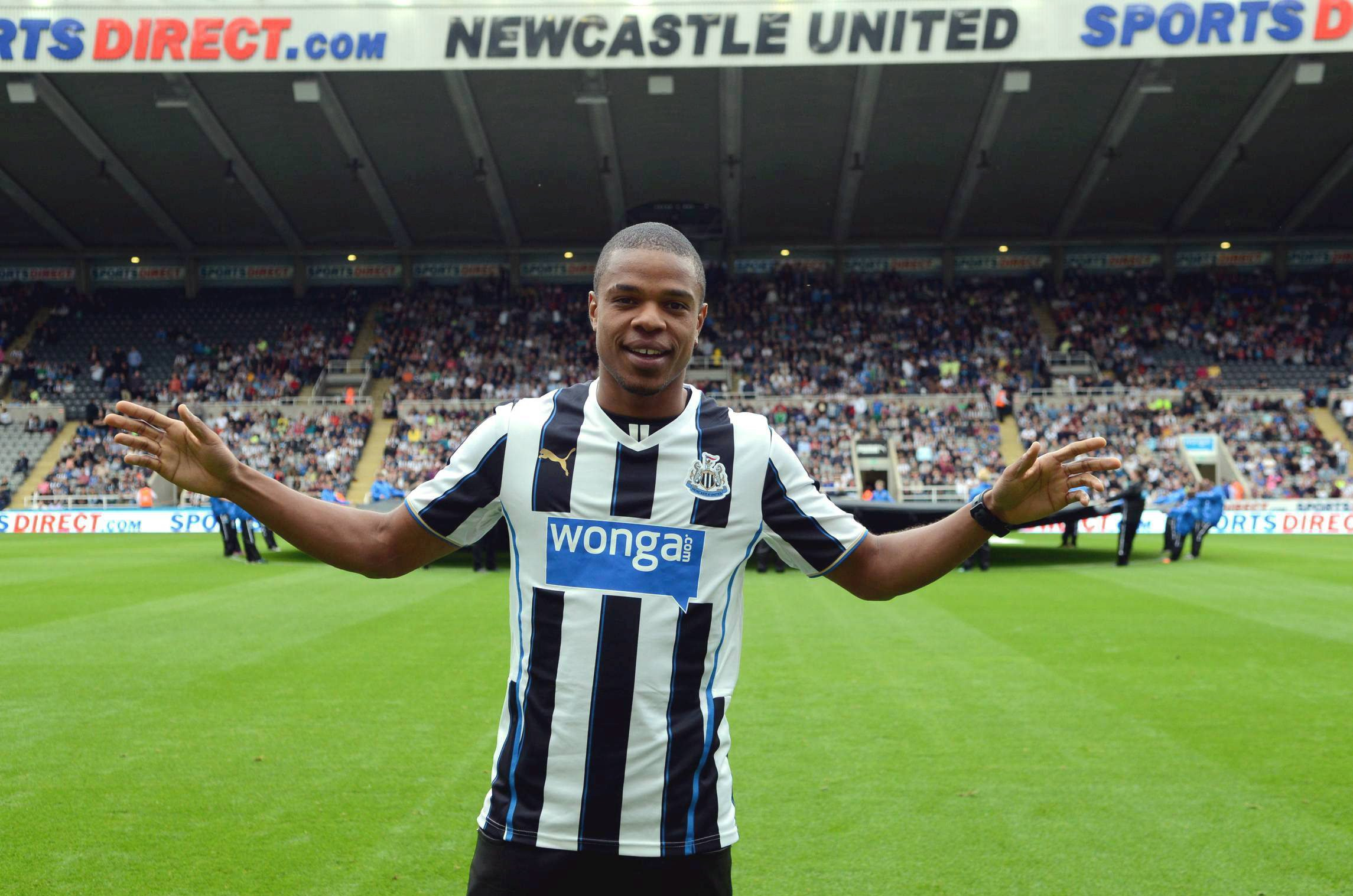 ARSENAL TARGET: Arsene Wenger will look to sign Loic Remy this summer
