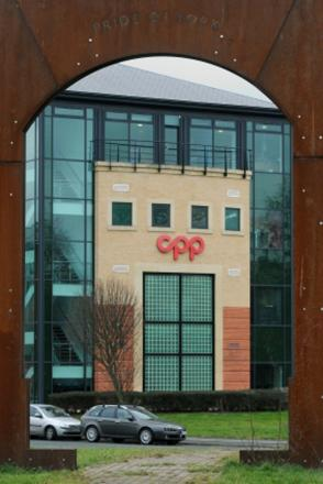 The headquarters of CPP in York