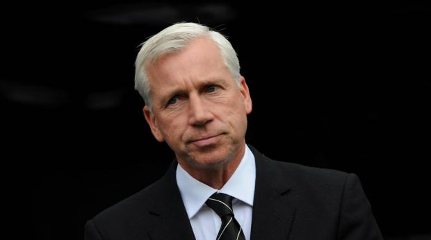 FINED: Alan Pardew has been fined by Newcastle United