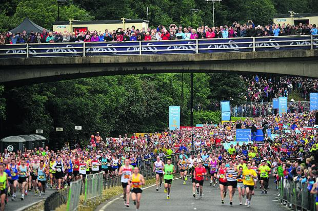 Great North Run places up for grabs