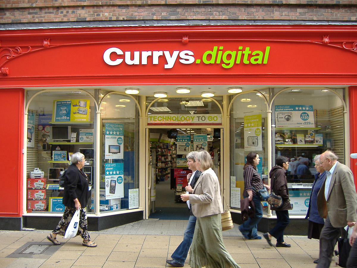 Currys Digital Store To Close For Revamp The Northern Echo
