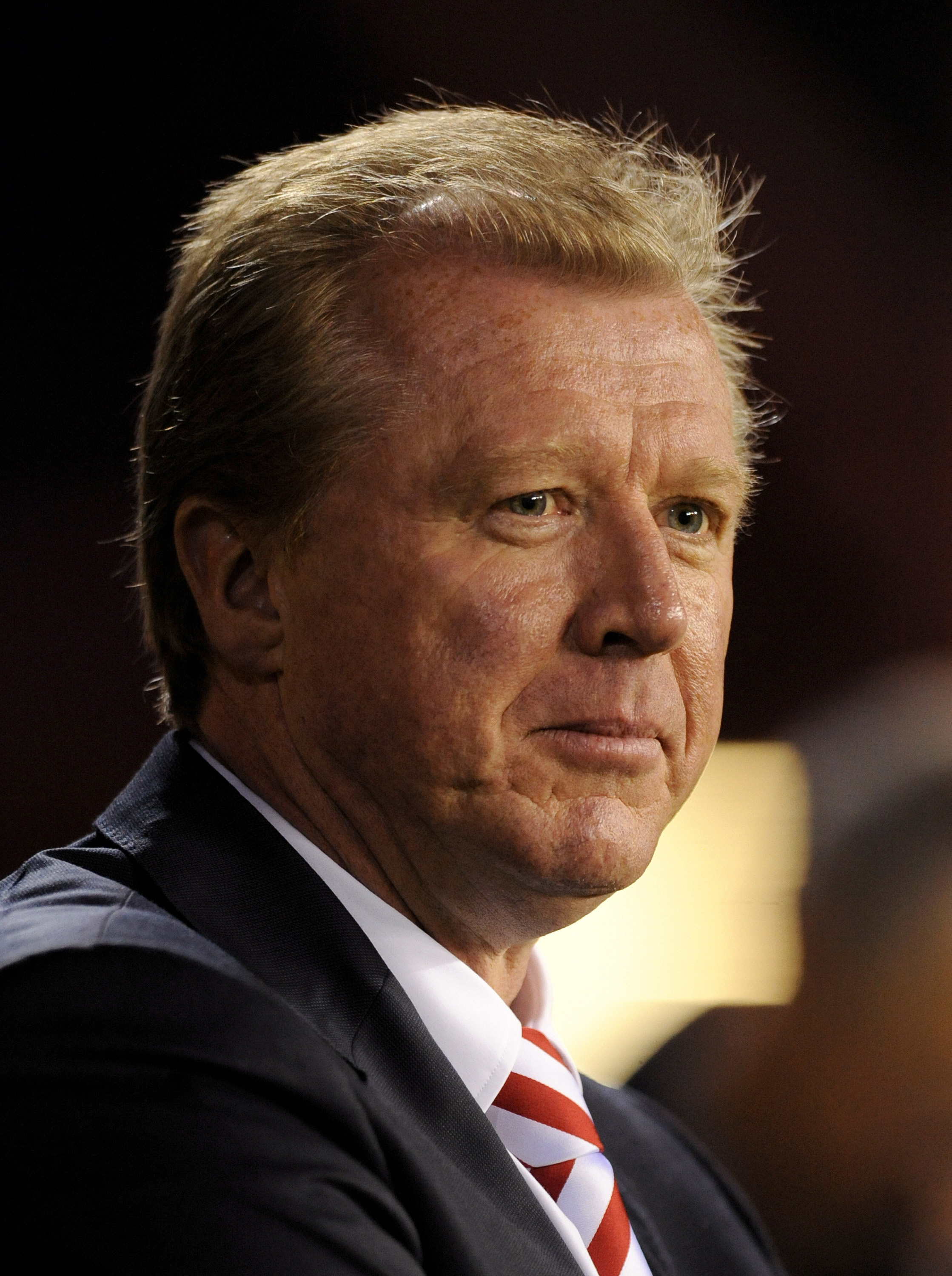 DERBY MANAGER: Steve McClaren, who came through the county sports system in North Yorkshire.