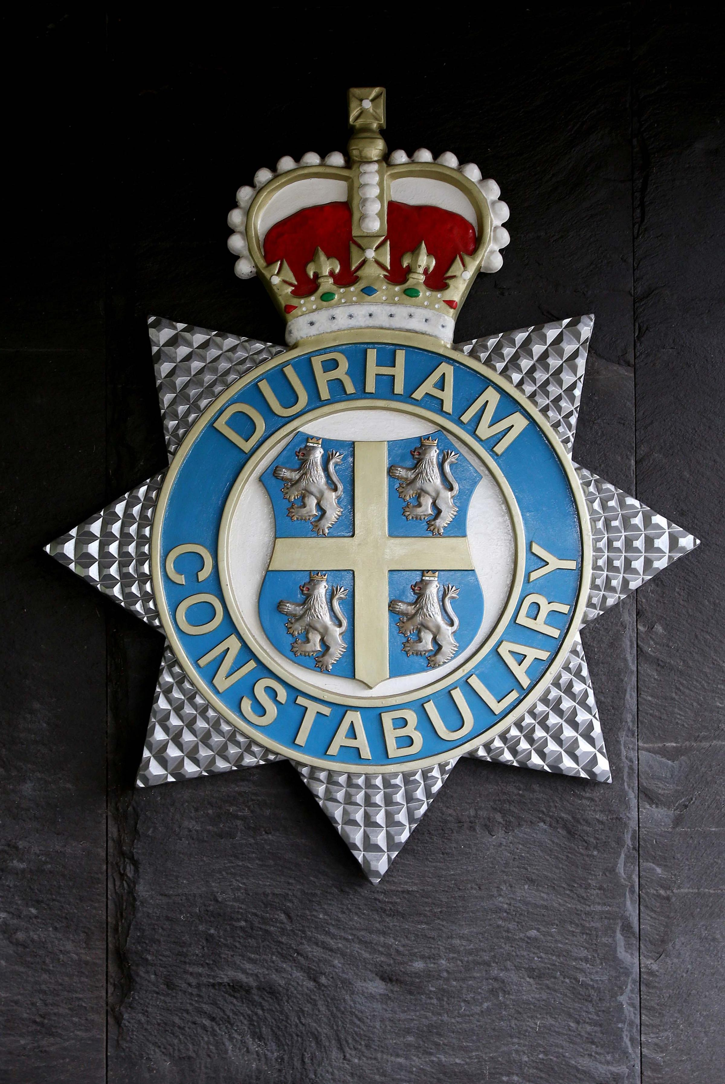 Police are investigating a gunpoint robbery in Darlington