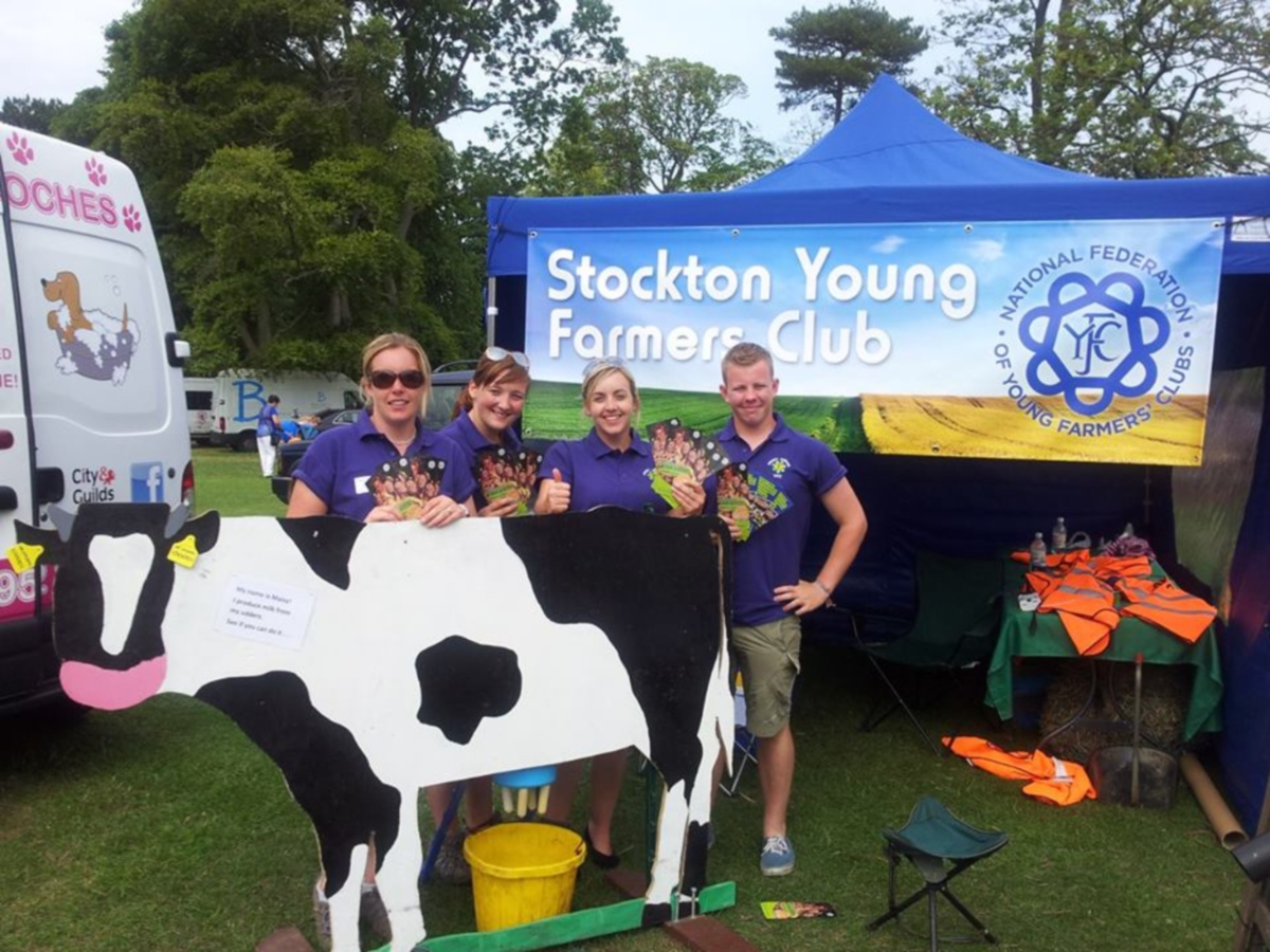 Stockton Young Farmers Club The Oldest In County Durham Seems To
