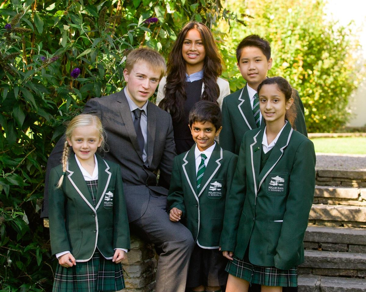 Pupils at Polam Hall School, which aims to become a Free School by 2015.