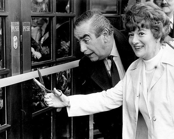 Secret of love: Corrie's Stan and Hilda