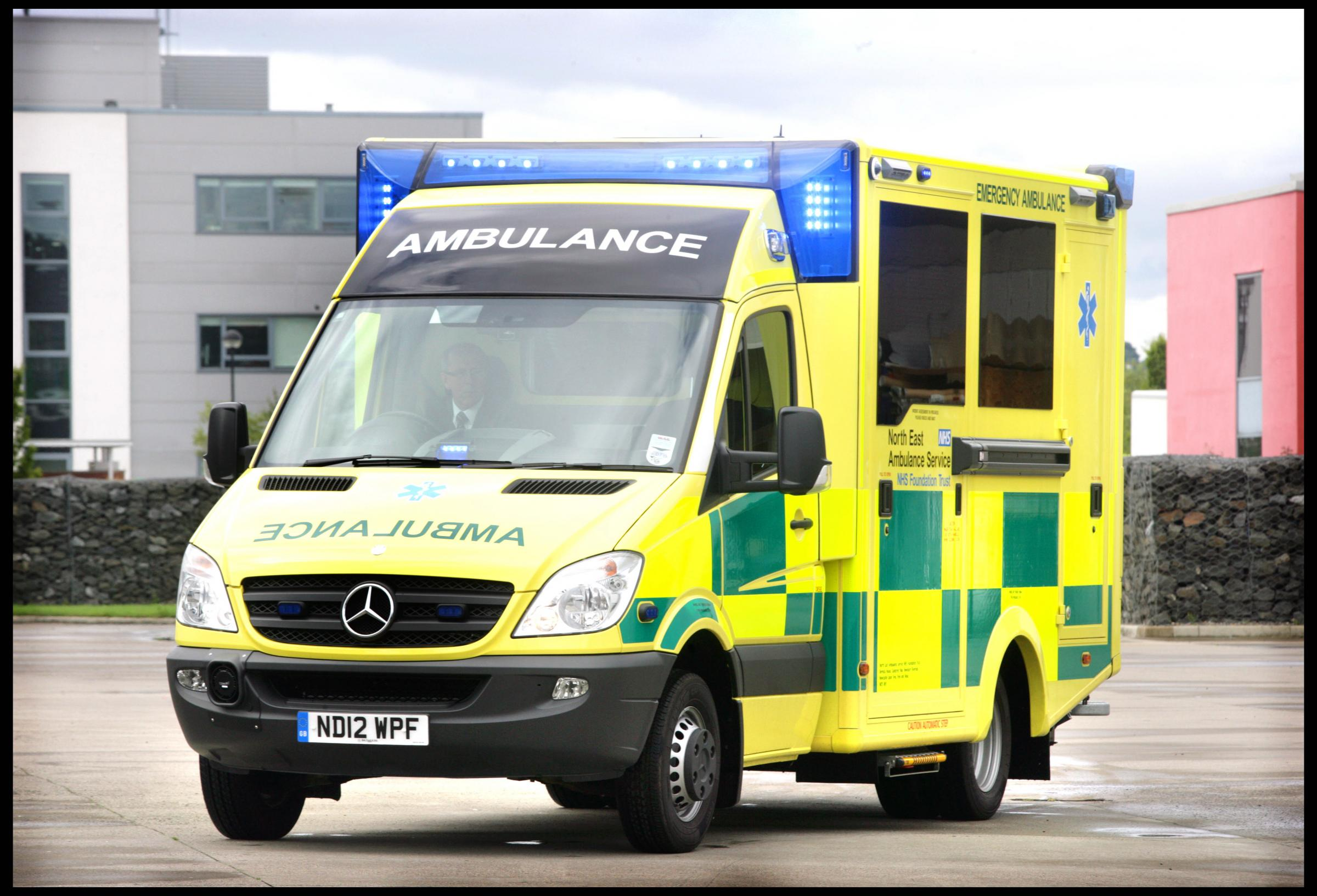 North East Ambulance Service has defended its