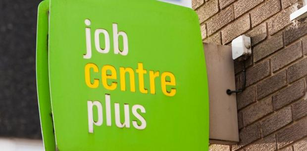 The TUC says job prospects in the North-East have fallen