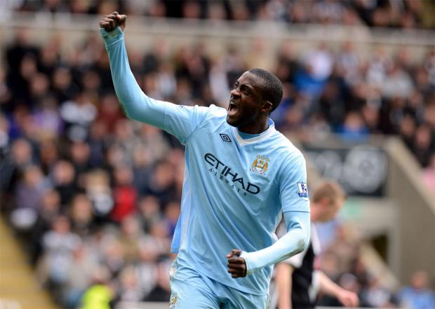 Toure is clear to play on