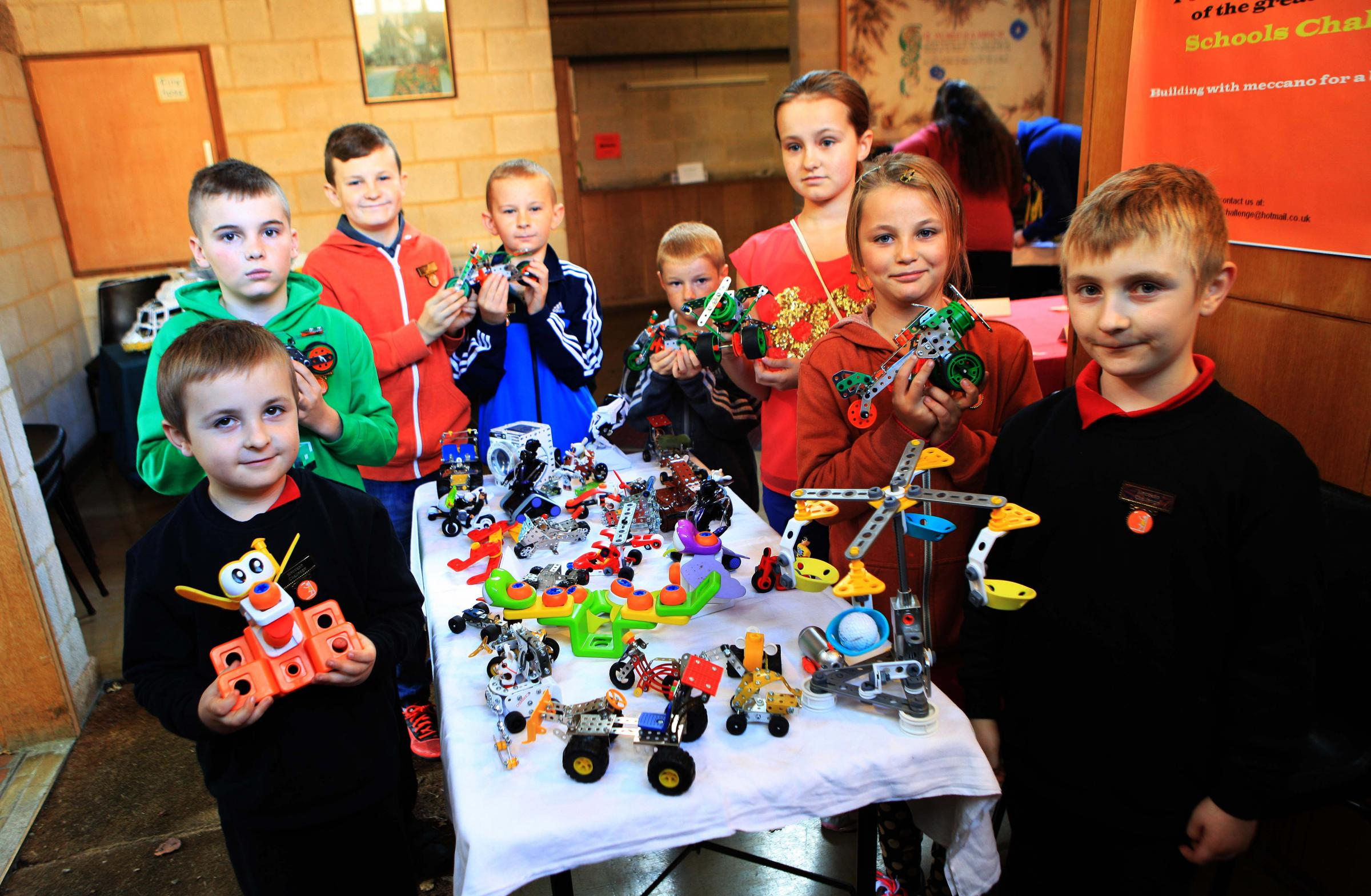 Meccano Show Was A Success Organisers Say The Northern Echo Control Your Models Or Anything Else From Windows Pc