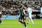 Brazil bound: Shola Ameobi could help Nigeria to a World Cup final place today