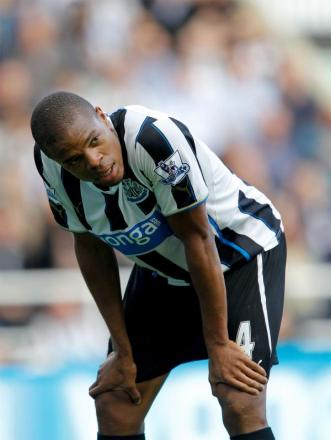 BANNED: Loic Remy will miss Saturday's Tyne-Wear derby with Sunderland