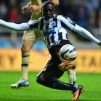 The Northern Echo: OUT OF SORTS: Striker Papiss Cisse has struggled of late
