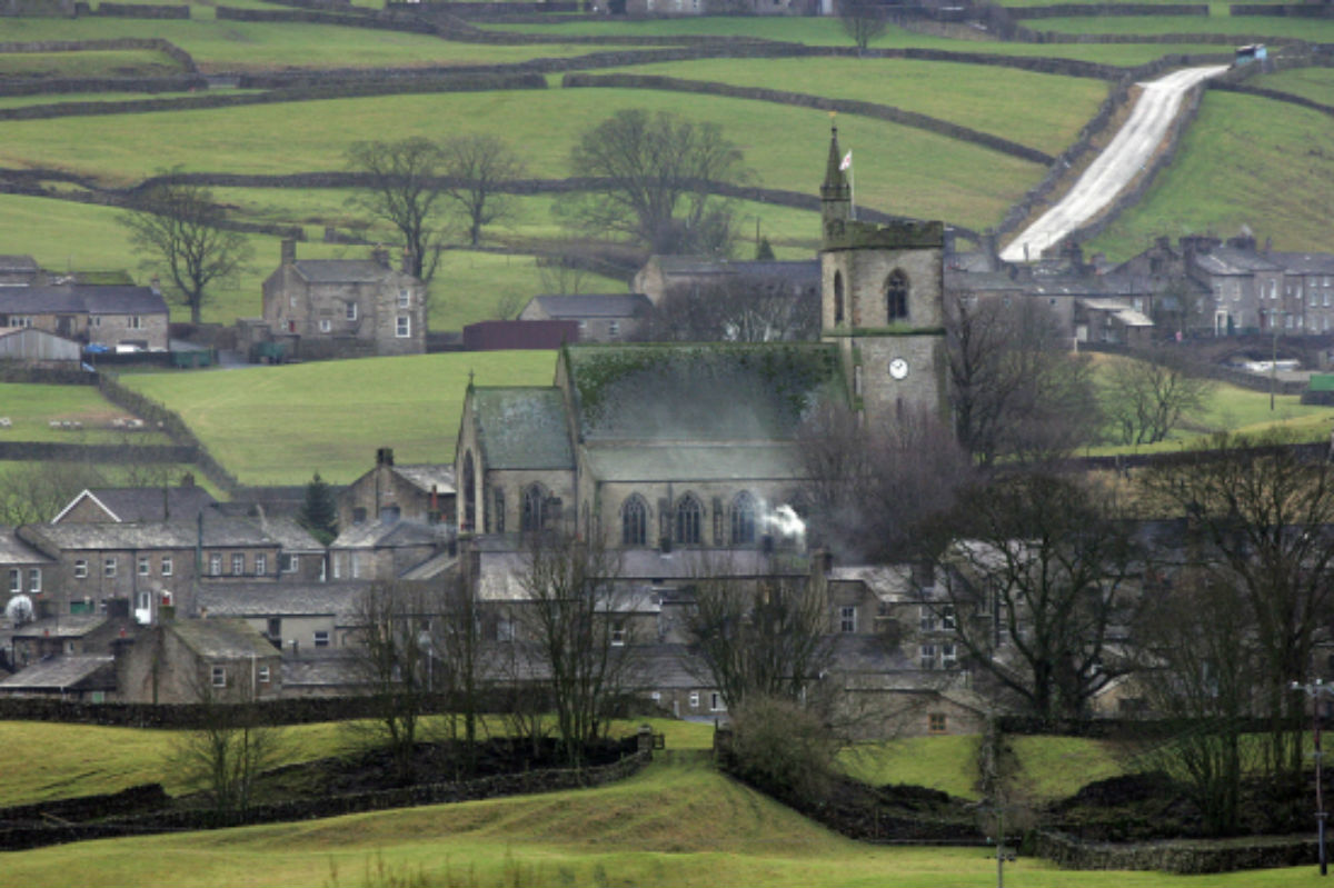 KEY SERVICE: Upper Wensleydale Community Partnership has voted to ensure Hawes retains a post office.