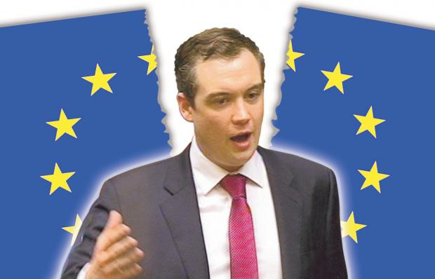 James Wharton fears EU referendum Bill is doomed