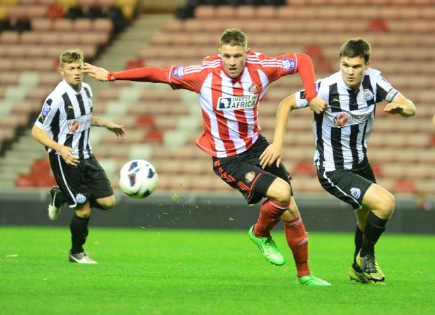 BACK IN THE FOLD: Sunderland have recalled Connor Wickham from his loan spell at Leeds