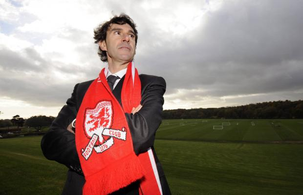 The Northern Echo: Aitor Karanka