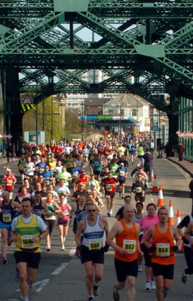 New course and club competition for Sunderland Festival Of Running