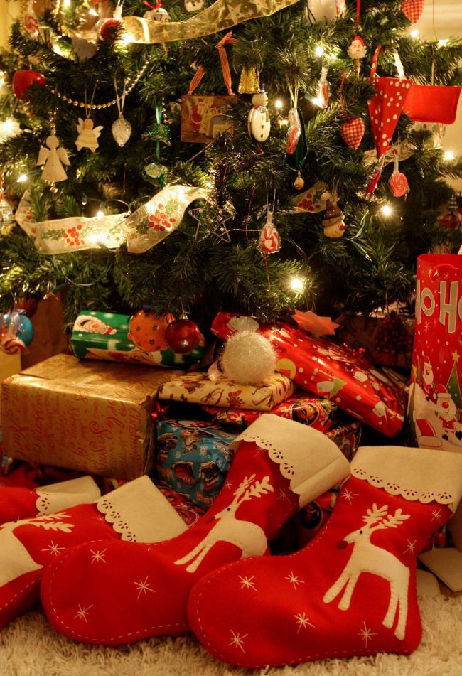 shoppers invited to donate gifts for children who are less fortunate over christmas