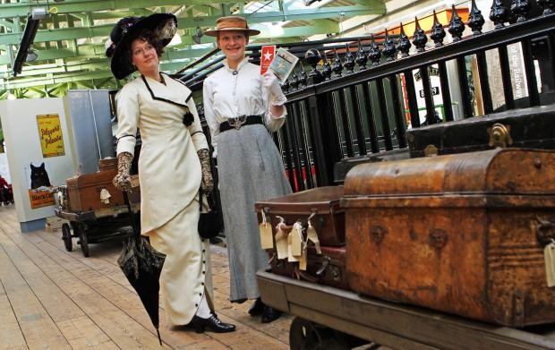 The Head of Steam museum brings the past to life through various exhibitions and performances