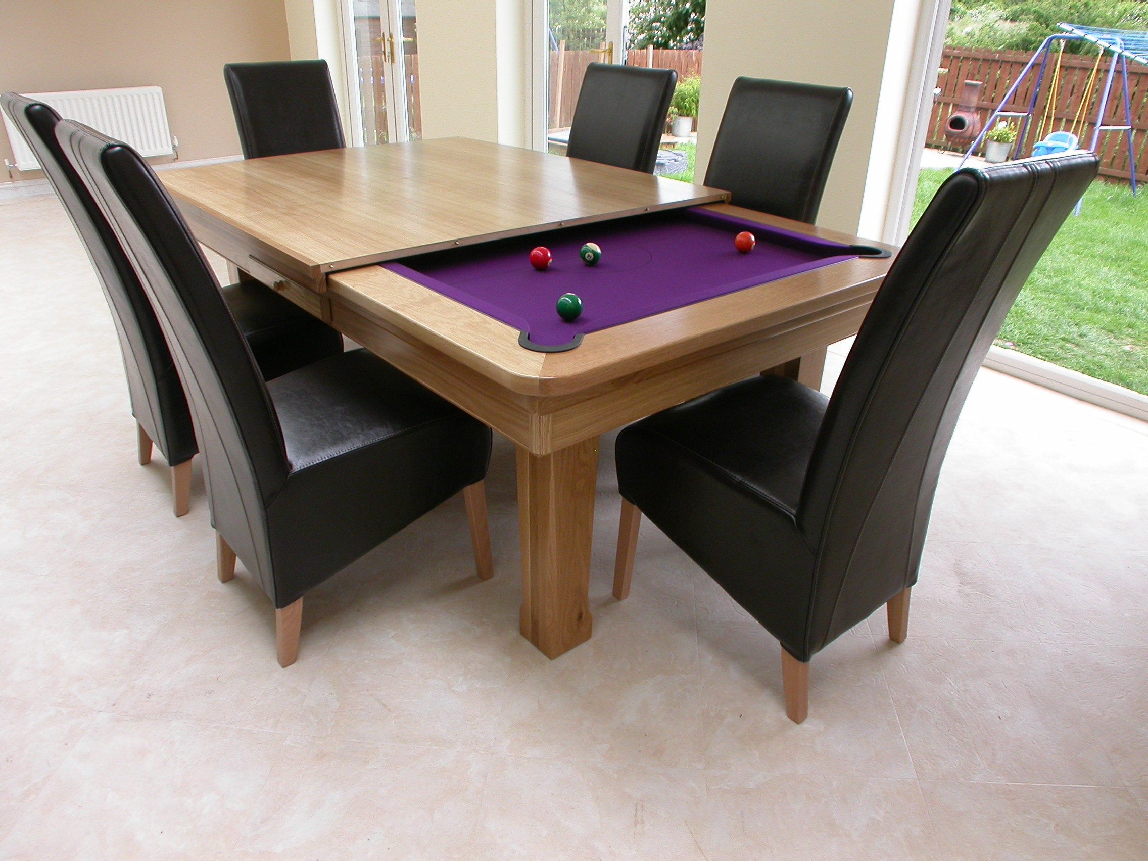 Red ball pool snooker furniture shops in darlington click2find th - Acheter billard table ...