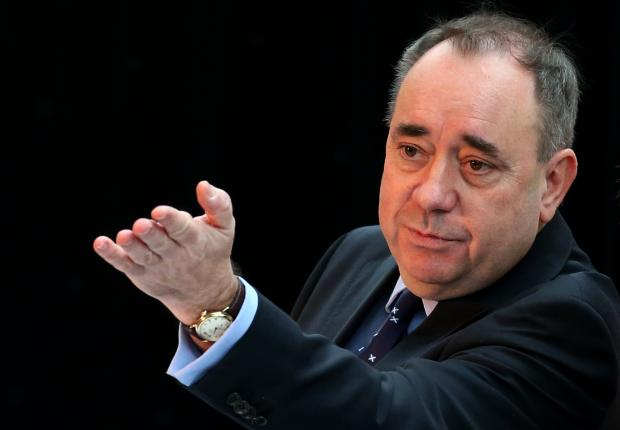 The Northern Echo: Alex Salmond; party refusing to help fund study