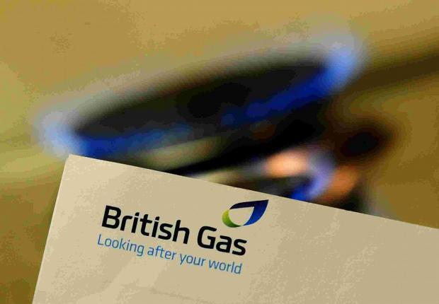 British Gas owner Centrica has revealed £571m profits