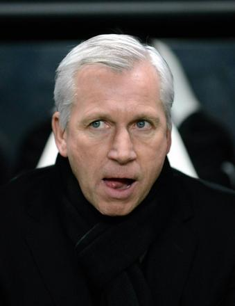ON THE LOOKOUT: Alan Pardew