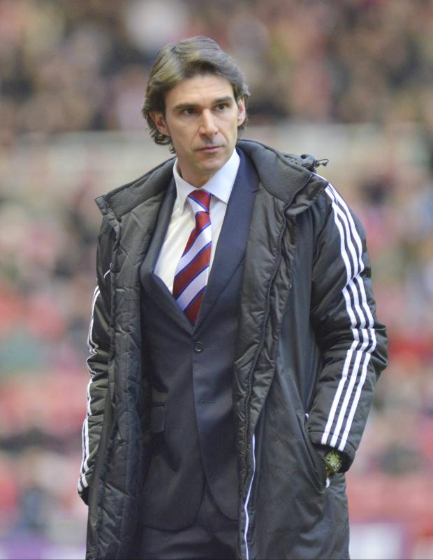 The Northern Echo: Middlesbrough boss Aitor Karanka is on the lookout for a new striker