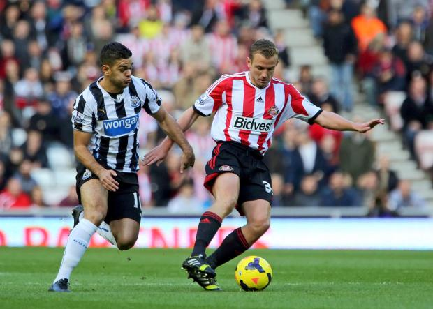 The Northern Echo: STOKE BOUND?: Lee Cattermole
