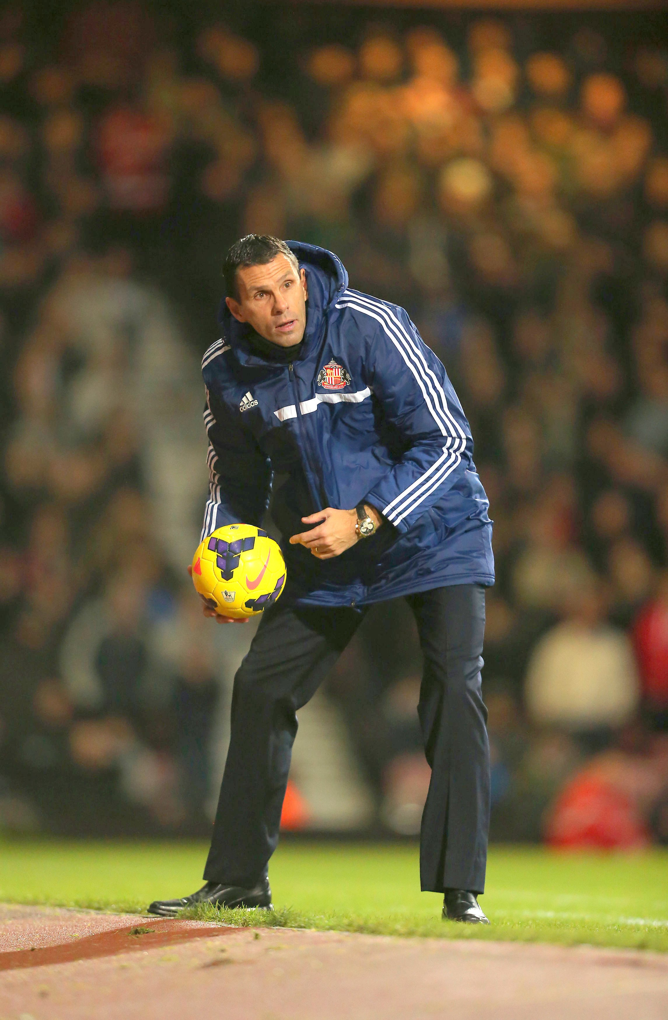 Poyet closes in on Vergini, but admits Sunderland are being priced out of moves for British players