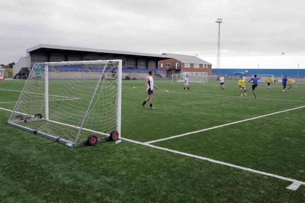 Former Newcastle Star Bernard Buys Durham City Fc The Northern Echo