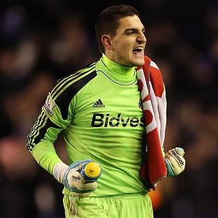 The Northern Echo: Vito Mannone's heroics kept Everton at bay