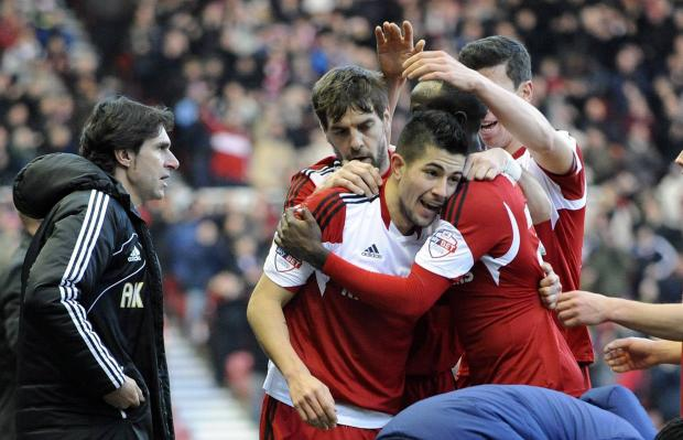 The Northern Echo: Solving the goals conundrum - how can goal-shy Middlesbrough find a way to the net?