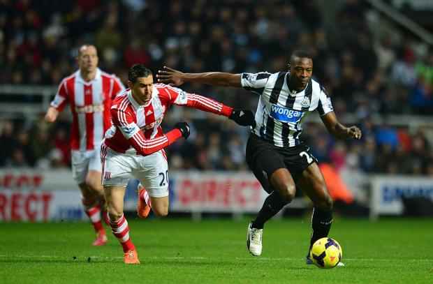 World cup bound? Shola Ameobi is in Nigeria's 30-man squad