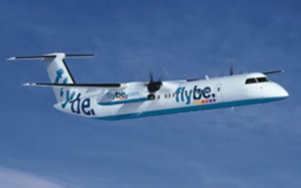 Flybe says it has increased its passenger numbers in the fourth quarter