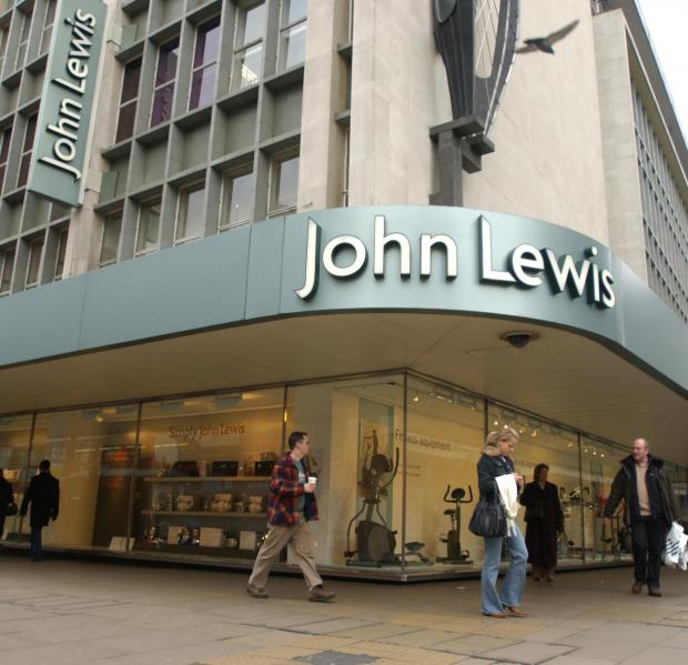 The Northern Echo: The 91,000 staff of the John Lewis Partnership will receive an annual bonus worth 15 per cent of their salaries.