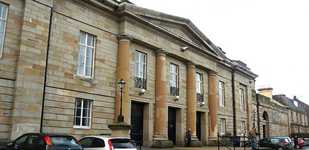 "The Northern Echo: Durham Crown Court hears that ""chaotic drunk"" carried out evening"