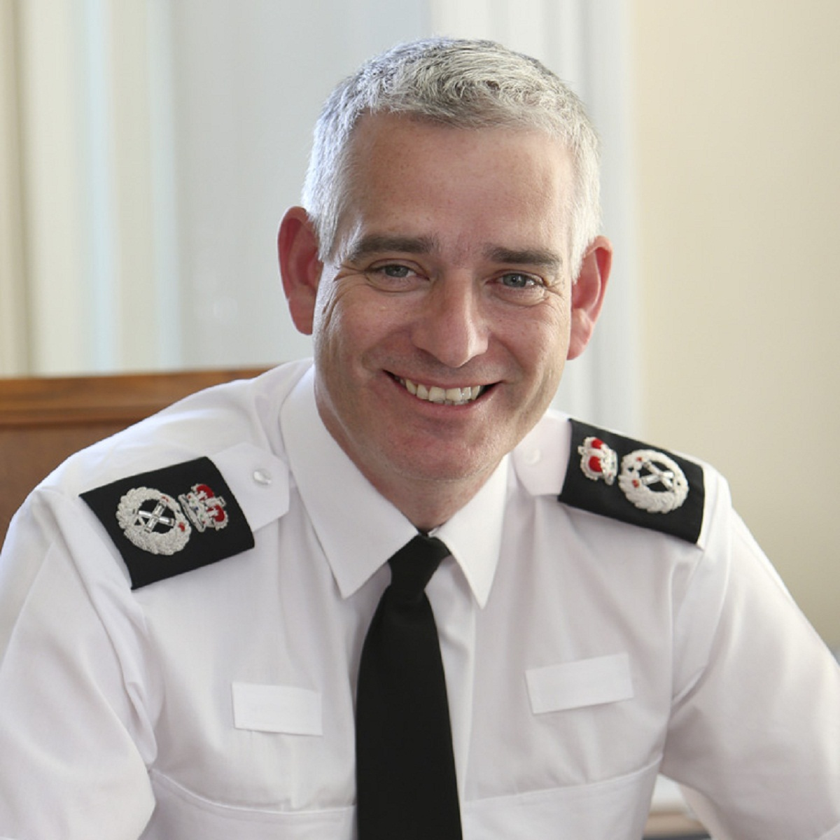 North Yorkshire Chief Constable Dave Jones