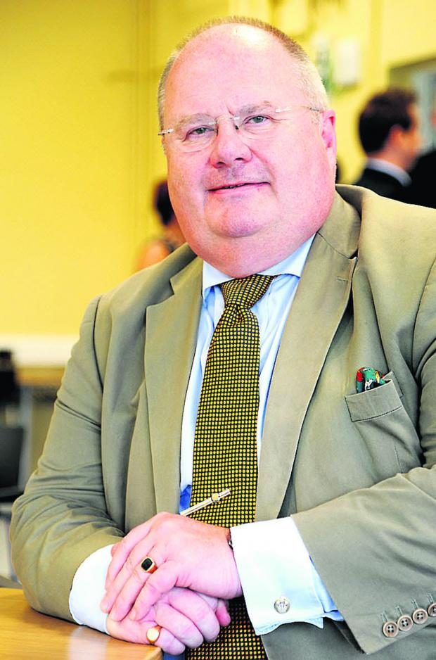 The Northern Echo: Eric Pickles